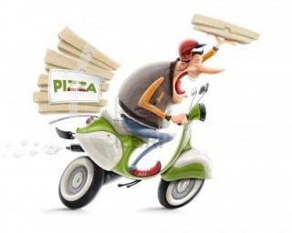 Pizzacouries